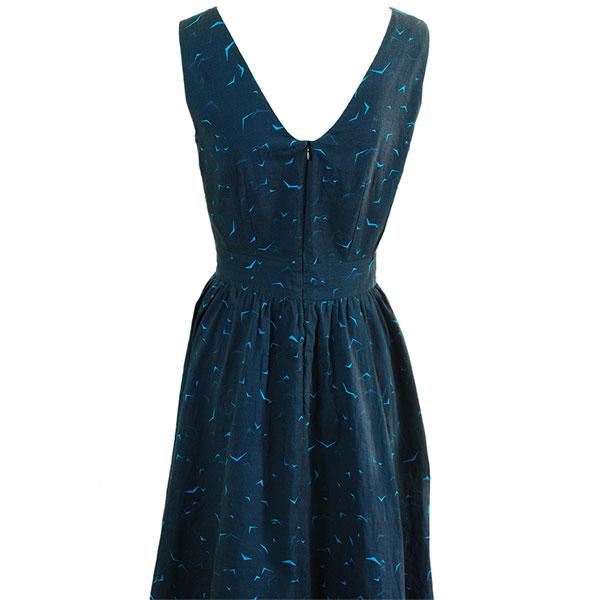 Sommerkleid_biostoffe, vintage-sommerkleid