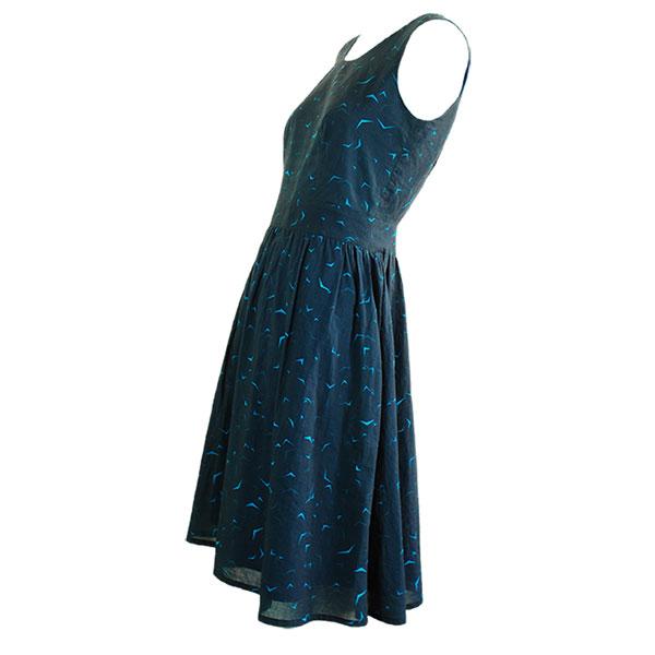 Vintage_baumwoll-kleid_Sommerkleid_biostoffe, vintage-sommerkleid